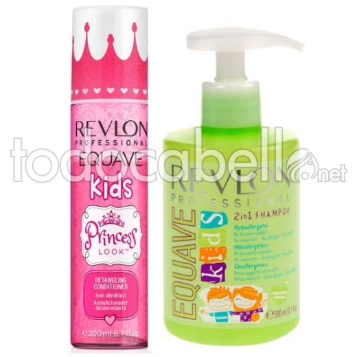 Pack Revlon Equave Kids