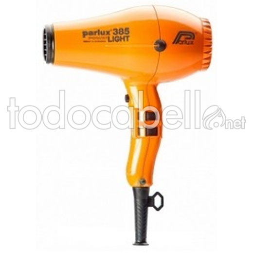 Secador de pelo Parlux PowerLight 385 Color Naranja