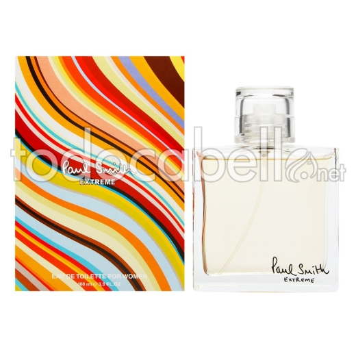 Paul Smith Extreme Femme Edt 100ml Vapo