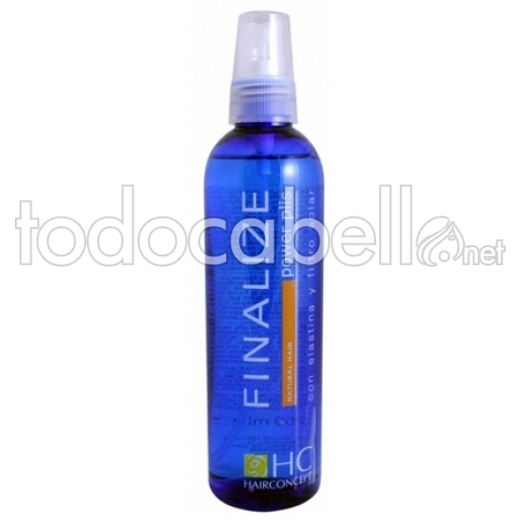 HC Hairconcept FINALIZE Power Plis Natural Hair Spray 250ml