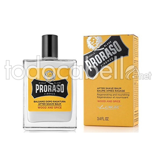 PRORASO Bálsamo After Shave 100ml
