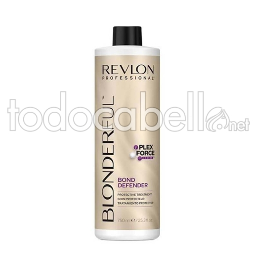Revlon Blonderful Bond Defender Tratamiento protector del color 750ml