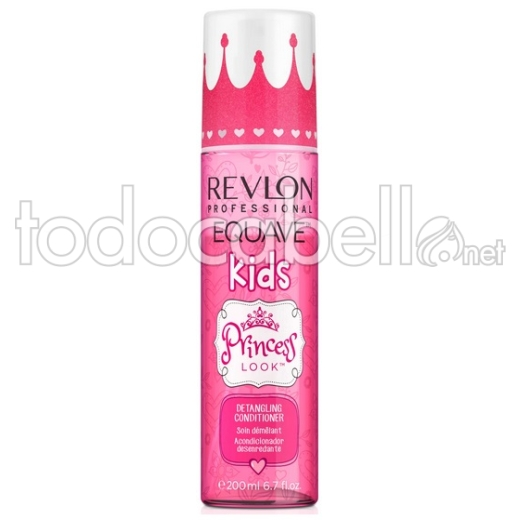 Revlon Equave Kids Princess Look Acondicionador Desenredante 200ml
