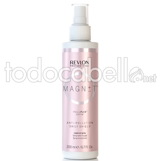 Revlon Magnet Daily Shield Spray sin Aclarado Anti-Polución 200ml