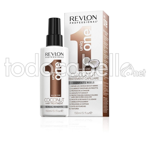 Revlon Uniq One 10 En 1 COCO Professional Hair Treatment  150ml