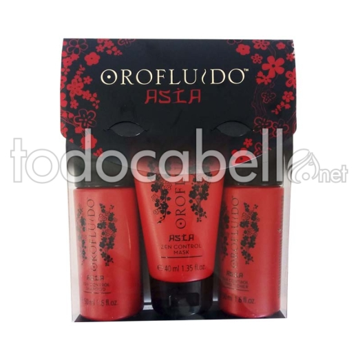 Orofluido Asia Zen Control Travel Kit