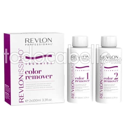Revlon Technics Color Remover 2x100ml