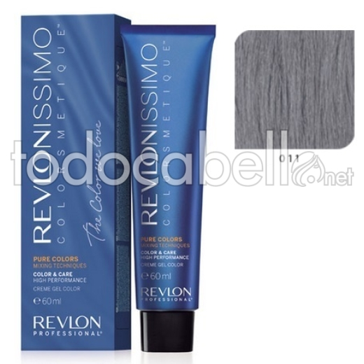 Tinte Revlonissimo Pure Colors 011 Gris 60ml 1