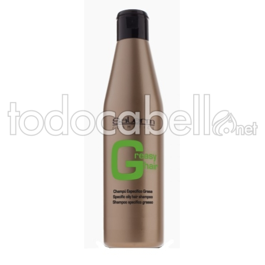 Salerm Greasy Hair. Champú cabello graso 250ml