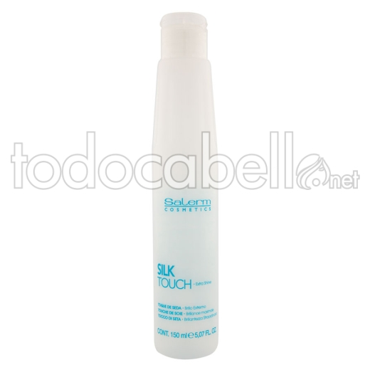 Salerm Silk Touch. Toque de Seda. Tratamiento reparador  150ml.