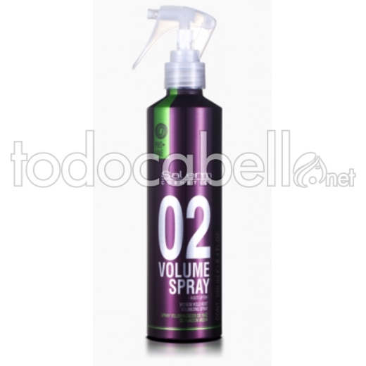 Salerm Pro.line Volume Spray de Volumen Cabellos cabellos blancos y decolorados 250ml