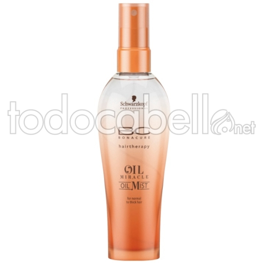 Schwarzkopf BC Oil Miracle Oil Mist  Cabello normal/grueso 100ml