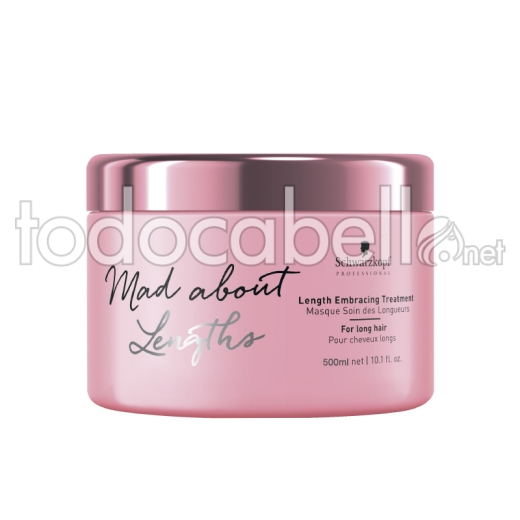 Schwarzkopf Mad About Lengths Mascarilla para cabello largo 300ml