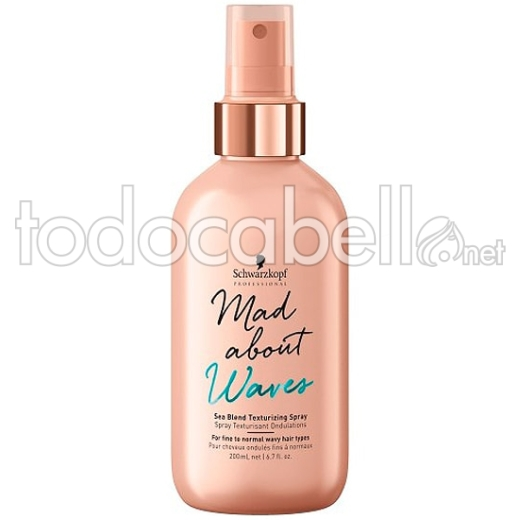 Schwarzkopf Mad About Waves Spray Marino 200 ml