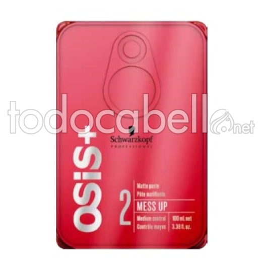 Schwarzkopf Osis+ Mess Up Goma Creativa 100ml.