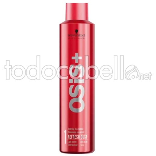 Schwarzkopf Osis+ Refresh Dust Champú En Seco Volumen 300ml