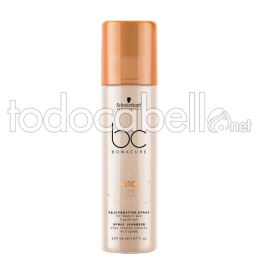 Schwarzkopf Bonacure BC Q10 Time Restore Spray Acondicionador 200 ml
