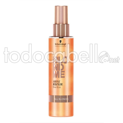 Schwarzkopf Blondme Spray Shine Elixir 150ml