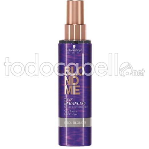 Schwarzkopf Blondme Spray Acondicionador Perfeccionador del tono 150ml