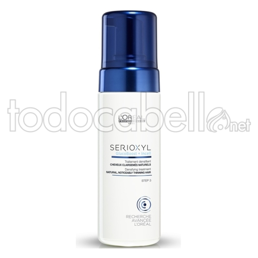 L´Oreal Serioxyl Densifying Mousse Cabellos Naturales. Tratamiento densificante 125ml