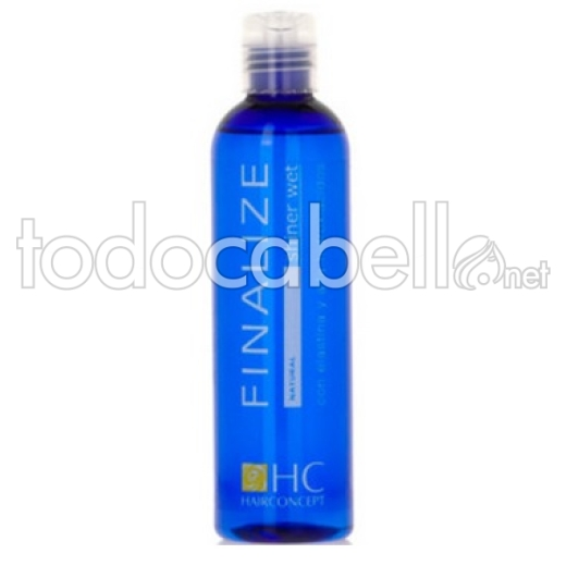 HC Hairconcept FINALIZE Shiner Wet Gel Efecto Húmedo 250ml.