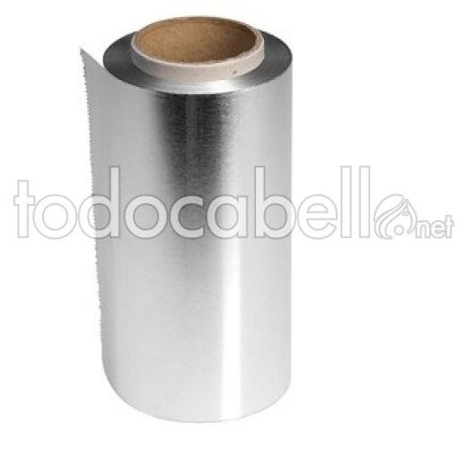 Sibel Rollo Aluminio High-Light color Plata 480g
