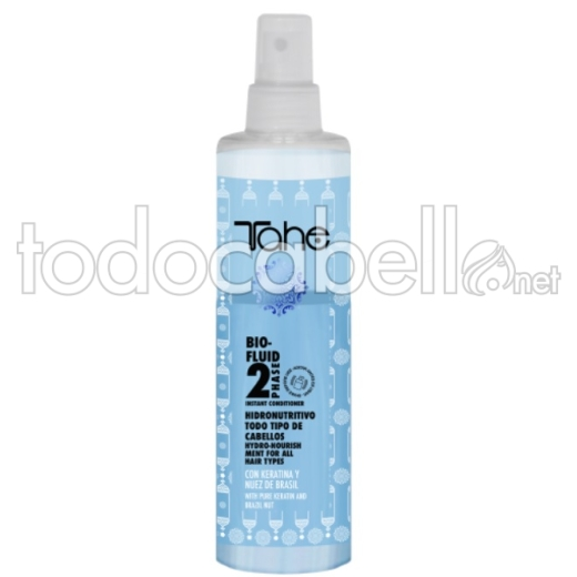 Tahe Bio-Fluid 2 Phase. Instant Conditioner Hidronutritivo 300ml