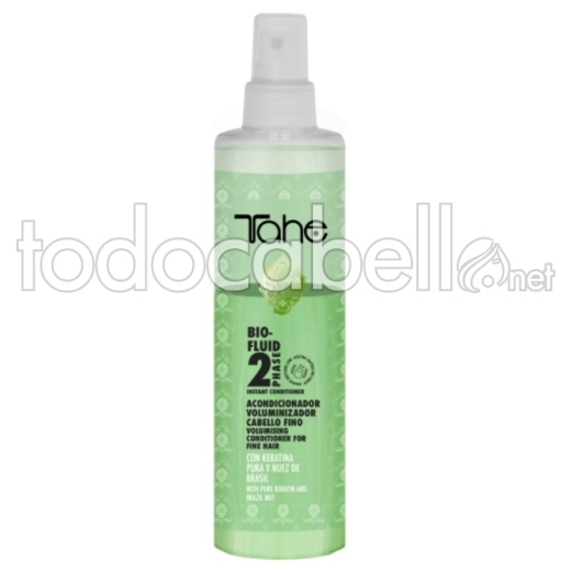 Tahe Bio-Fluid 2 Phase. Instant Conditioner Voluminizador Cabello Fino 300ml