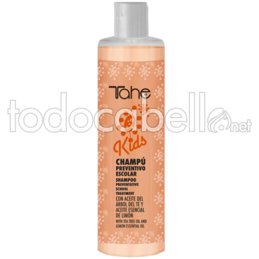 Tahe Bio-fluid Champú preventivo escolar 300ml