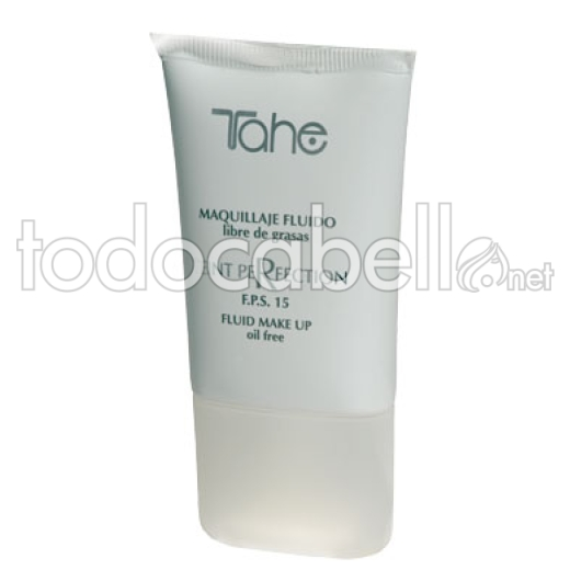 Tahe Maquillaje fluido Teint Perfection.  Protección media FPS.15  nº11