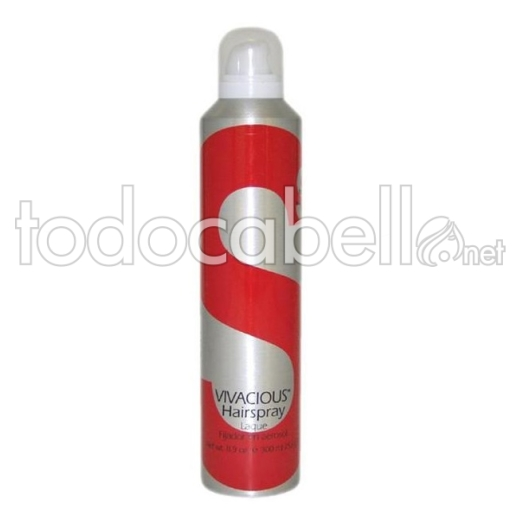 Tigi Vivacious Hairspray 300ml
