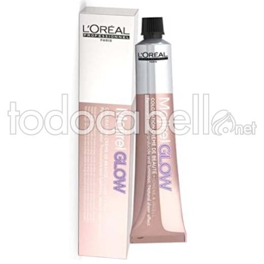 Loreal Majirel Glow 50 Ml, Dark Base .1