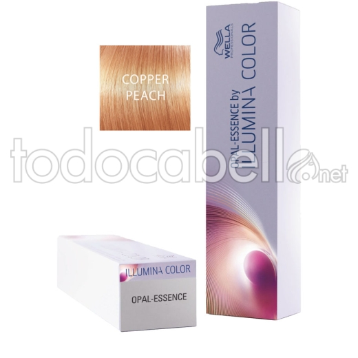 Wella Tinte Illumina Opal-essence Copper Peach 60ml