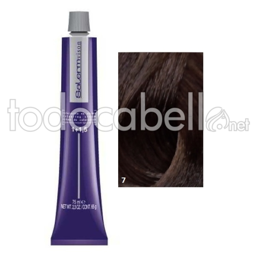 Tinte Salermvison 7 Rubio 75ml