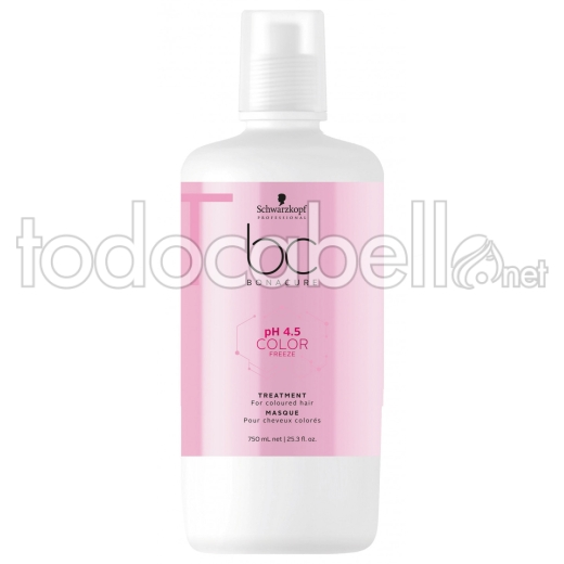 Schwarzkopf Bonacure BC pH4.5 Color Freeze Tratamiento 750 ml