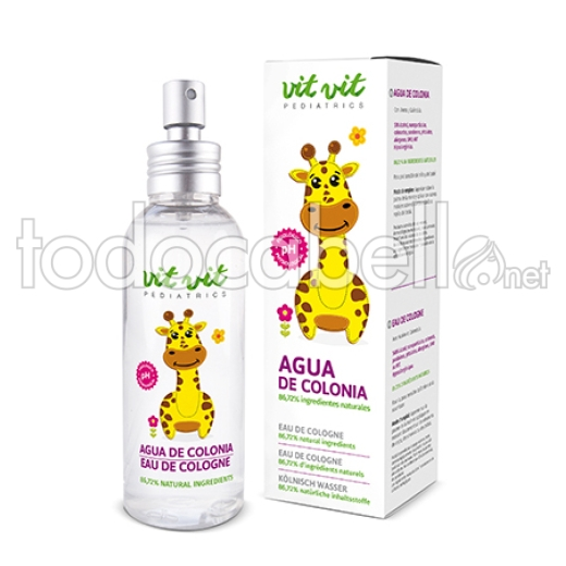 Dietesthetic Vit Vit Pediatrics Agua de colonia 100ml