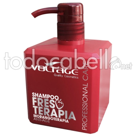 Voltage Professional Champú Fresa Anti-edad 500ml