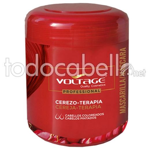 Voltage Professional Mascarilla Cerezo-Terapia. Cabello Coloreado 500ml