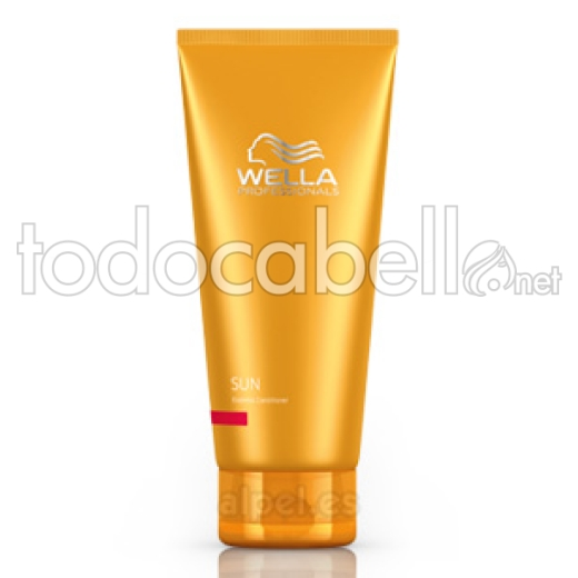 Wella SUN Acondicionador Exprés 200ml