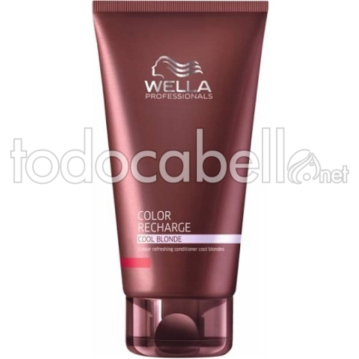 Wella OUTLET Color Recharge Cool Brunette Acondicionador 200ml