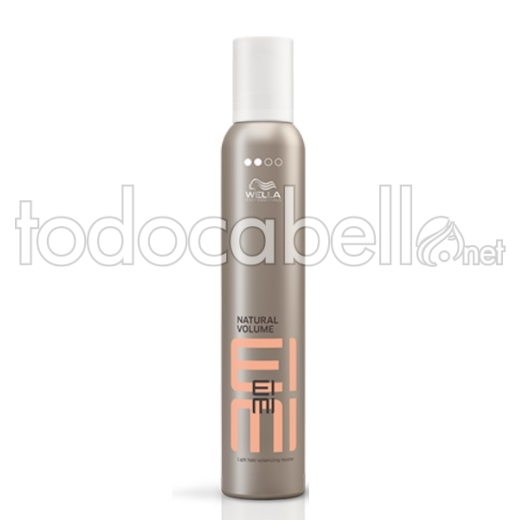Wella EIMI Natural Volume Espuma Fijadora 500ml