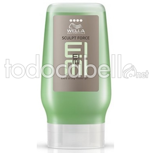 Wella EIMI Sculpt Force Flubber Gel Extra Fuerte 125ml