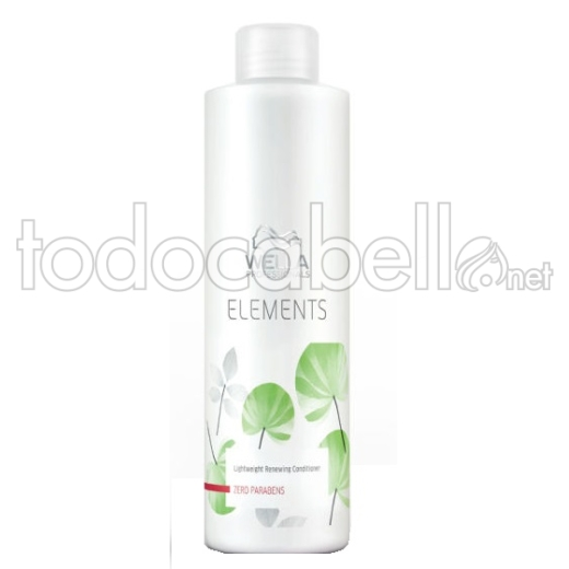 Wella ELEMENTS Acondicionador Regenerador 1000ml