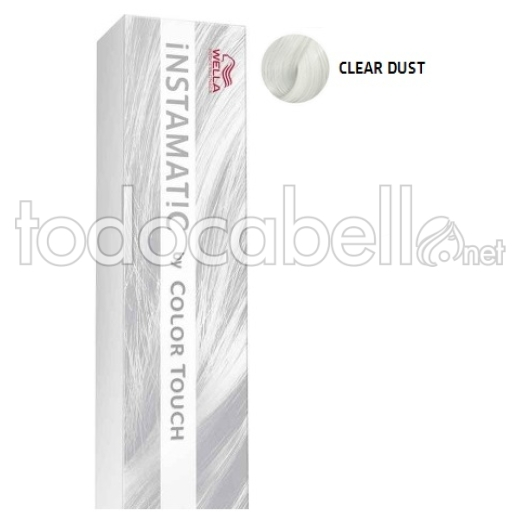 Wella Tinte Color Touch INSTAMATIC Clear Dust 1