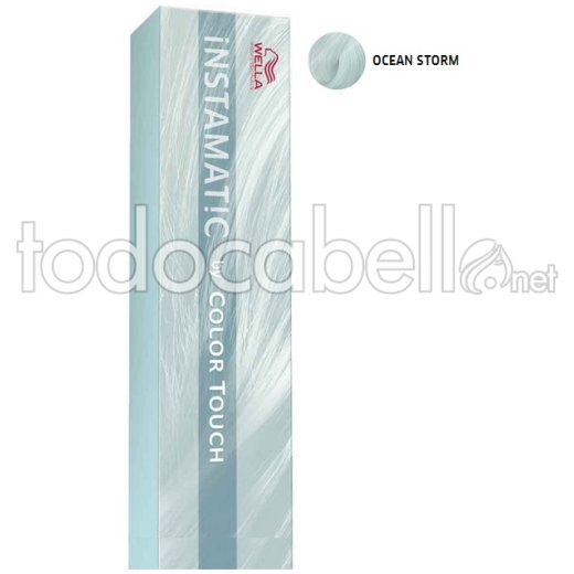 Wella Tinte Color Touch INSTAMATIC Ocean Storm 1