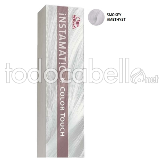 Wella Tinte Color Touch INSTAMATIC Smokey Amethyst 1