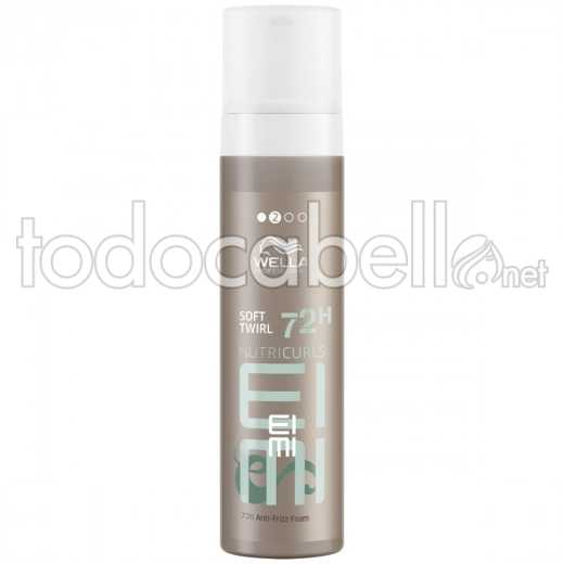 Wella EIMI Nutricurls Soft Twirl Espuma Antifrizz 200ml