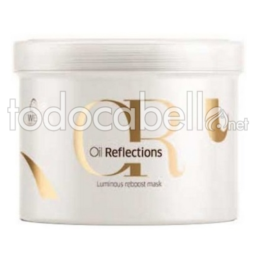 Wella Oil Reflections LuminousMascarilla Nutritiva realzadora de brillo 500ml