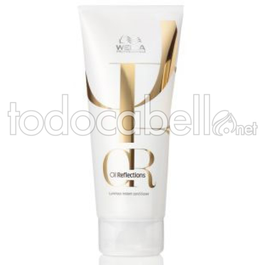 Wella MINI Oil Reflections Luminous Acondicionador Realzador de brillo 30ml