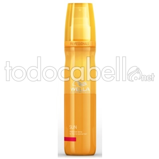 Wella SUN Spray Protector Para Cabello Fino 150ml